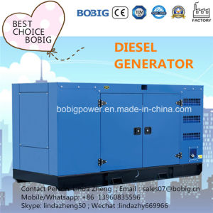 Ytoエンジンを搭載する80kw 100kVA力のディーゼル発電機