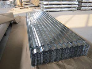 1200mmの金属の屋根のリソースによって波形を付けられる電流を通された鋼鉄屋根ふきシート