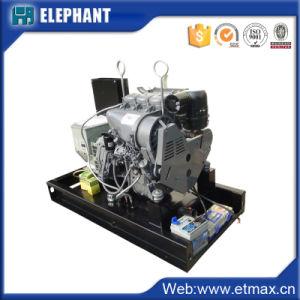 Einfaches beginnendes Luft abgekühltes 40kw 50kVA Dieselgenerierung