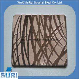 201/304/316/430 di strato Polished 8k dell'acciaio inossidabile dello specchio per la decorazione dell'elevatore