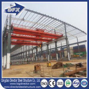 El marco de acero H o yo perfila el edificio de la estructura de acero de la viga