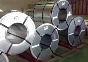 Dx51d Spangle Regular bobinas de acero galvanizado en caliente (GI)