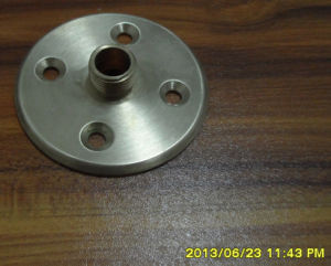 L'acciaio di alluminio lavorante di /Brass/Stainless di precisione parte i pezzi meccanici di CNC di asse di /5