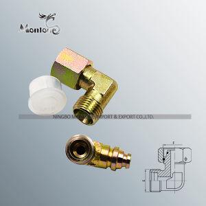 Banjo de mejor venta personalizada de la fábrica de racor hidráulico