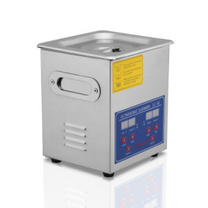 1.3L 60W 스테인리스 디지털 초음파 보석 세탁기술자