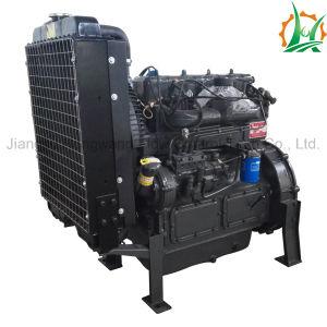O motor diesel da bomba de lixo de esgoto de escorva automática Estação Predefinida