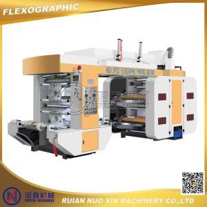 110m/Min 4 색깔 플레스틱 필름 Flexographic 인쇄 기계장치