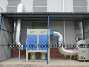 Mutiple Cartridge Filter Dust Collector/Centralized Welding Fume Extraction für Air Cleaning System