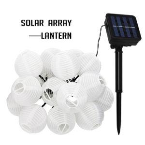 LEDの太陽ランタンライトを使用してホームか屋外