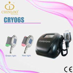 2015 Gorduras Cryolipolysis portátil congelar ao emagrecimento da máquina para uso doméstico