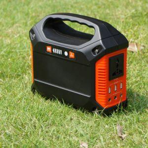 150Wh Generador solar portátil de almacenamiento de energía de alimentación USB de iones de litio
