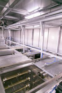 Série Robosonic automatique du système de nettoyage à ultrasons
