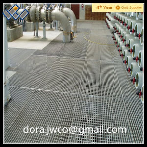 Professional Fabricante de rejilla de rejilla de la plataforma de tratamiento de aguas residuales