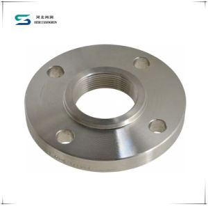 Flangia filettata B16.5 di ASTM per gli accessori per tubi