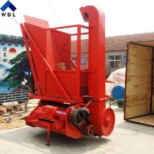 Le nouveau tracteur Graminée fourragère de paille montés sur l'écrasement de la récolteuse de menue paille et la collecte de la machine de coupe