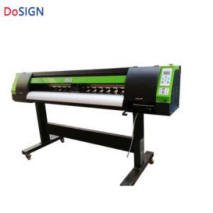 5FT Eco支払能力があるプリンターXP600 Dx5ヘッドデジタルPVC屈曲の旗の印字機