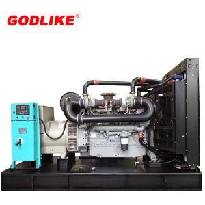Aprire il tipo Genset diesel con il motore 300kVA/240kw della Perkins