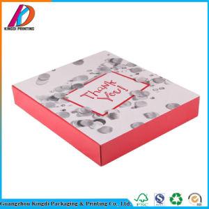يغضّن ورق مقوّى يأخذ ورقة بعيد بيتزا صندوق مع علامة تجاريّة