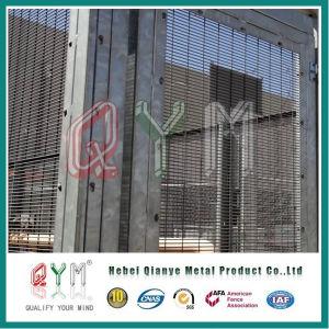 刑務所の有刺鉄線358の塀の反上昇の防御フェンス