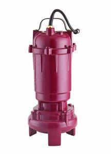 Bomba sumergible de corte de alcantarillado de aguas residuales de la lista de precios de la bomba sucia