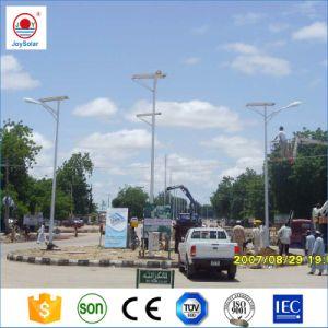 アフリカSoncapのセリウムISO Certficationのポーランド人が付いている太陽街灯