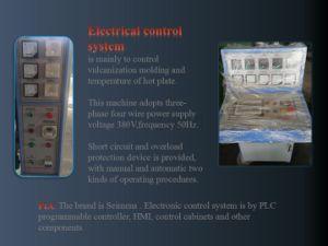 세륨 ISO9001를 가진 판매를 위한 고무 도와 가황기