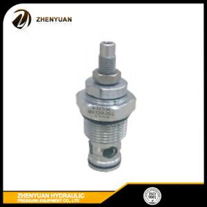 Nr-10W 0,08kg solenoide electrónico hidráulico la válvula de cartucho normalmente cerrado