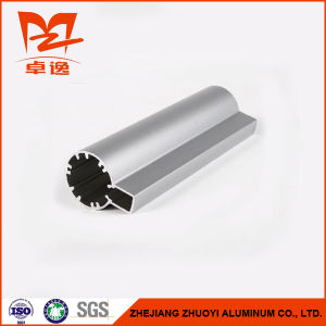 Profilo di alluminio anodizzato 6000 serie per la macchina, fornitore in Cina