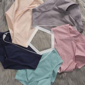 El algodón de la mujer perfecta Unerwear Underpant Señoras Panty conjuntos de ropa interior