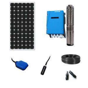 Bomba sumergible solar (solar bomba de CC)