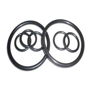 Giunto circolare materiale di gomma della guarnizione dell'asta cilindrica di alta qualità