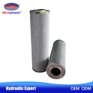 Glasvezel Filter van de Olie van 5 Micron de Hydraulische