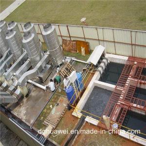 L'équipement de traitement des eaux usées