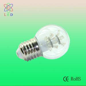 LED Arbre de Noël festif C9 Lampe à LED E17 C9 ampoules à facettes
