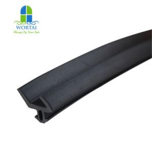 Adaptado de caucho EPDM de UPVC Tira de sellado de caucho de silicona de PVC para ventanas meteorológicas Aliminum marco de la puerta de la Junta La Junta de goma burlete de goma