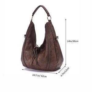 형식 PU 가죽 핸드백 여자 쇼핑 백 니스 디자인 핸드백 OEM 핸드백 숙녀 핸드백 (WDL0533)