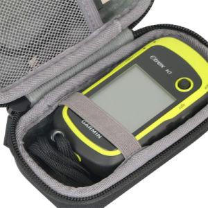 Étui de voyage dur résistant aux chocs EVA Sac de cas pour Garmin GPS de golf (FRT2-445)