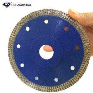 Het cirkel Gesinterde Blad van de Zaag van de Diamant voor Glassnijden