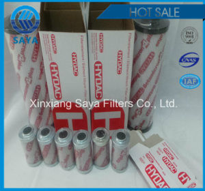 Substituição do Filtro de Óleo 10 Micron Hydac