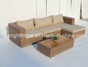 屋外のSofa SetかWicker Furnitureか庭Outdoor Furniture (BP-M12)