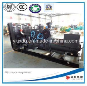 Diesel van de Macht van de Dieselmotor 300kw/375kVA van Shangchai Generator