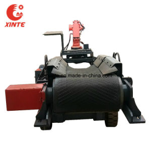 Caricatore elettrico del manzo di pattino di estrazione mineraria per nel sottosuolo il traforo stretto e limitato