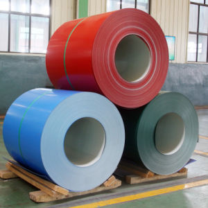 Los fabricantes pueden solicitar varias bobinas de acero inoxidable con revestimiento de color