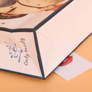 Elegante bolsa de regalo papel personalizado