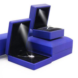 El lujo Colorido papel cartón impreso caja de embalaje Ver cajas de regalo
