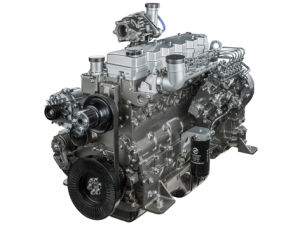 Shangchai 본래 Water-Cooled Four-Stroke 디젤 엔진 (SC7H200)