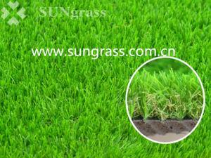 Paisagem de relva artificial relva sintética para decoração (SUNQ-AL00103)
