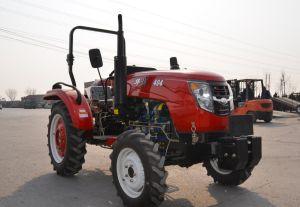 映像の低価格のよい柔軟性45HPの小型4つの車輪駆動機構の歩くトラクター