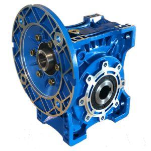 Durável com baixo ruído de caixa de velocidades sem fim para a indústria Nmrv063 Caixa de velocidades Worm
