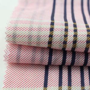 Lettre imprimée tricot de nylon Spandex pour des vêtements décontractés